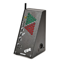 DSan PC-433-BP-KIT-AS2  Perfect Cue Wireless Cue Light Cue Prompter Professional Kit with Case & 2 Button Remote