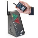 DSan PerfectCue System PC-433BP-SYS Wireless Cue Light Cue Prompter with Case