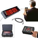 DSan PRO-2000KIT-4 Limitimer Professional Staging Kit - Includes Speaker Timer/Audience Signal Light/Large Carry Case