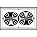 DSC Labs SW36-FH FiddleHeads Test Chart - Standard 21.3 x 13 Inches