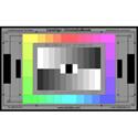DSC Labs SRW18-CDM12plus4 ChromaDuMonde 12-Plus-4 CamAlign Chip Test Chart - Senior 24 x 14.7