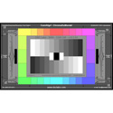 DSC Labs SRW24-CDM24R ChromaDuMonde 24 Color Correction Test Chart with Resolution - Senior 24 x 14.7
