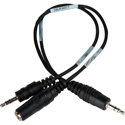 Sescom DSLR-AGCY AGC Disable Y-Splitter Cable for Canon 7D & Canon T2i