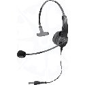 Dalcomm Tech Model K1 Lightweight Headset with Interchangeable Comm Cord