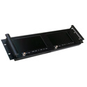 DUAL-7-RM-LCD Dual 7-Inch RackMount Video Monitor with Loop Through