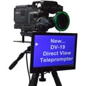Mirror Image DV-19 19-Inch LCD Direct View Teleprompter with HDMI & VGA Inputs