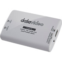 Datavideo CAP-2 HDMI to USB 3.0 Capture Box - Plug-and-Play - Up to 350Mbps (USB)