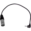 Photo of Datavideo CB-8M 3.5mm Jack to 4 Pin XLR Male Adapter Cable