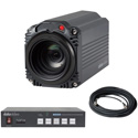 Datavideo EZ Streaming Package A - Includes BC-50 Block Camera/NVS-33 Encoder and 50 Foot SDI Cable