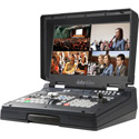 Datavideo HS-1600T 4 Input HDBaseT Production Switcher with Built-In Streaming Encoder and Recorder
