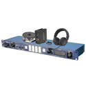 Datavideo ITC100HP2K ITC-100 Intercom 4xHP-2A Headsets/ITC-100SL BeltPacks