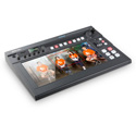 Datavideo KMU-200 4K Multicamera Video Production Switcher with Streaming Encoder