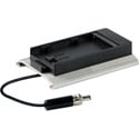 Datavideo MB-4-P Battery Mount and Adapter for DAC Series