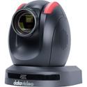 Datavideo PTC-280 4K PTZ Camera with 4K50/60p Resolution and 12x Optical Zoom - Black