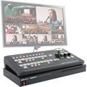 Datavideo SEB-1200 6 Input Switcher plus RMC-260 Controller Bundle