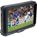 Datavideo TLM-700K 7 Inch 4K LCD Monitor with HDMI Input and Output - Comes with Sony F970 Battery Plate