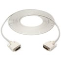 Connectronics Packaged DVI-D Male - DVI-D Male Digital Single Link Cable 50ft