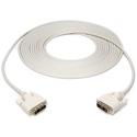 Connectronics Packaged DVI-D Male - DVI-D Male Digital Single Link Cable 75ft