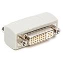 Dual Link DVI-I Female to Female Coupler Adapter