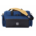 Porta Brace DVO-2 Digital Video Organizer Case with Universal Cradle Blue