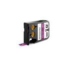 Dymo 1868791 XTL 1/2-Inch (12 mm) All-Purpose Vinyl - White on Purple