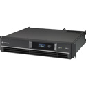 Dynacord C2800FDI-US DSP Power Amplifier 2 x 1400W Install with FIR Drive - Phoenix Connectors