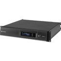 Dynacord IPX20:4 RD DSP Power Amplifier 4 x 5000W with OMNEO/Dante and FIR Drive Install - 32A PowerCON Power Connector