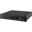 Dynacord IPX5:4 RD DSP Power Amplifier 4 x 1250W with OMNEO/Dante and FIR Drive Install - 32A PowerCON Power Connector