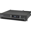 Dynacord L2800FD-US DSP Power Amplifier 2 x 1400W  with FIR Drive - XLR/NL4 Connectors