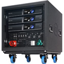Dynacord SR20TGX-US Amplifier System Rack 3 x TGX20-US
