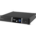 Dynacord TGX10 4 x 2500W DSP Amplifier with OMNEO - AES/EBU