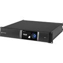 Dynacord TGX20 4 x 5000W DSP Amplifier with OMNEO - AES/EBU