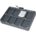 Eartec CHLX8E 8 Battery Multi-Port Charging Base with Adapter