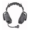 Eartec Ultra Double Around-Ear Intercom Headset (5-Pin XLR-M)