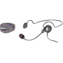 Eartec UPCYB1 Wireless Medical Team Communication System with 1 UltraPAK™ and Cyber Headset