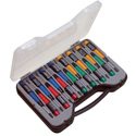 Eclipse Tools 800-073 15 Piece Precision Screwdriver Set
