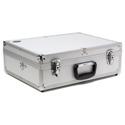 Eclipse Tools 900-011 Aluminum Tool Case 18 x 13.5 x 6.25 - BStock Unit - Has Broken Rubber Foot