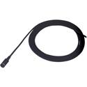 Sony ECM-77B Dual Power AA & Power Supply Omni-Directional Condenser Mini Lavalier Microphone with XLR