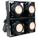 Elation Professional DTW700 DTW Blinder 700 IP - IP65 Rated with High Powered 175W 2-in-1 Warm White Amber COB LEDs