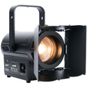 Elation KL Fresnel 4 50W 3000K 91CRI Warm White LED Fresnel with Removable Barn Doors