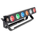 Photo of Elation Professional SIX074 Six Bar 500 6 Color LED Bar 6X12 Watt