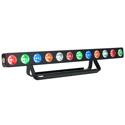 Elation Professional SIX086 Six Bar 1000 6 Color LED Bar 12X12 Watt