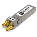 Embrionix EB30HD2R-LN 3Gbps SDI SFP (emSFP) Coaxial Dual Receiver Long Reach NON-MSA HDBNC (RoHS)