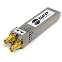 EB30HD2T-LN Riedel 1913047 3Gbps SDI SFP (emSFP) Coaxial Dual Transmitter Long Reach NON-MSA HDBNC (RoHS)