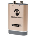 Epiphan SDI2USB 3.0 Portable USB Powered Video Grabber - 3G-SDI and HD-SDI Video Capture Device