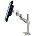 Ergotron 45-235-194 Neo-Flex Extend LCD Arm - 20 lb - Silver