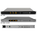 ESE ES-160E Master Clock with One Second per Month Accuracy - 1 3/4 Inch Rack Mount - Black