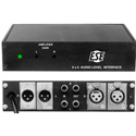 ESE Bi-Directional Audio Level Impedence Interface