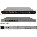 ESE ES 185E plus ANT GPS Master Clock 1 3/4 Inch Rack Mount Antenna Option - Black