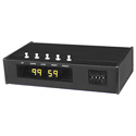 ESE ES 362U P X 100 Minute Master Timer with 19in. Front Panel and Three Relay outputs
